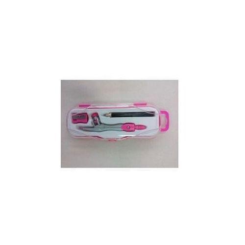 Penmate Cyrkiel szkolny pc-102 różowy (5906910820071)