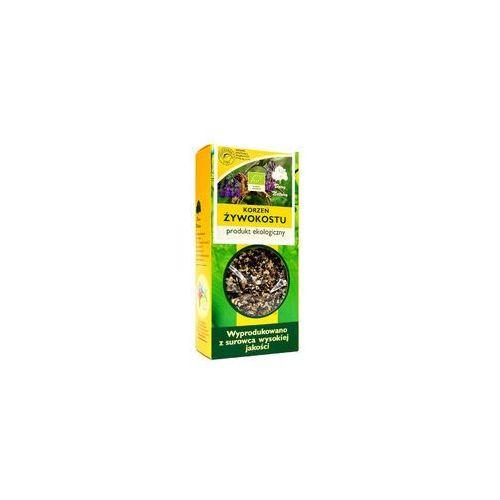 ŻYWOKOST KORZEŃ BIO 100 g - DARY NATURY, 5902741007575