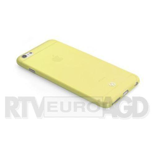 Celly Frost Cover FROSTIP6SYL iPhone 6/6S - produkt w magazynie - szybka wysyłka! (Futerał telefoniczny)