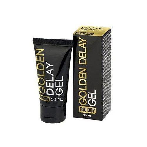 Cobeco Big boy golden delay gel opóźnienie wytrysku 50 ml
