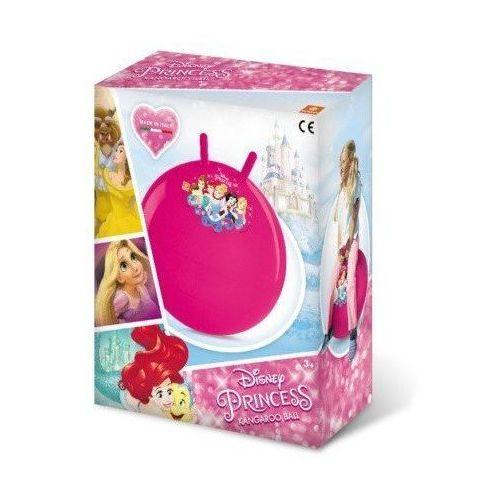 Piłka skacząca Princess 50 cm