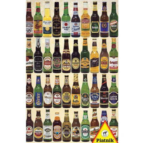 Piatnik Puzzle 1000 - piwa świata