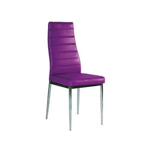 Krzesło h-261 fiolet marki Signal