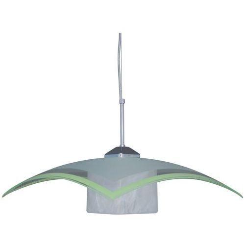 Żyrandol k-1520 z serii zk5-90/zielony marki Kaja