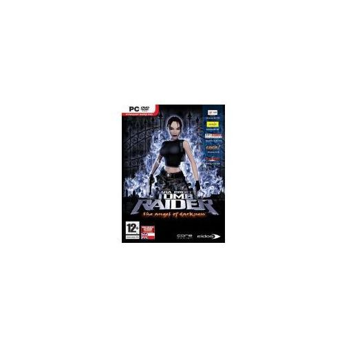 Tomb Raider Angel of Darkness - produkt z kat. gry PC