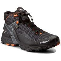 Trekkingi - ultra flex mid gtx gore-tex 64416-0926 black/holland 0926 marki Salewa