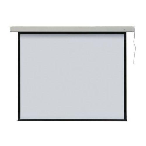 Ekran elektryczny profi 236x175 cm eep1723/43 - odbiór w 2000 punktach - salony, paczkomaty, stacje orlen marki 2x3
