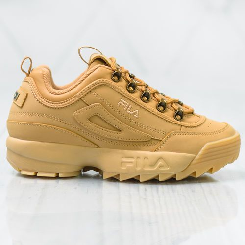 Fila Disruptor Clay Low Wmn 1010535.EDU, kolor brązowy