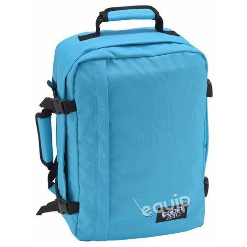 Plecak torba podręczna CabinZero 36l + pokrowiec organizer gratis - samui blue