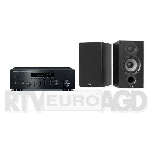 Yamaha musiccast r-n602 (czarny), elac debut 2.0 b6.2 (czarny)