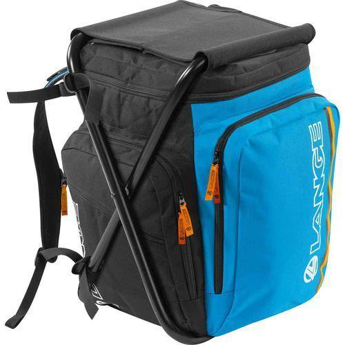 Lange Pokrowce na buty i kaski backpack seat niebieski/pomarańczowa 55 l