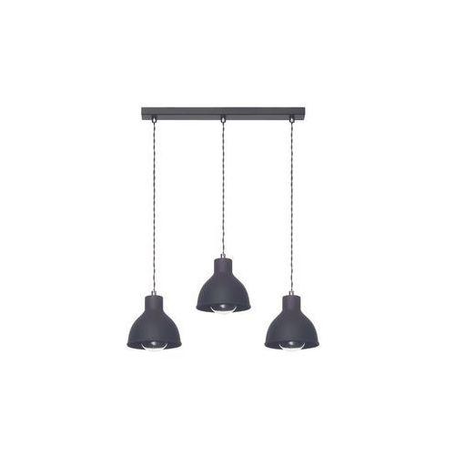 Lampex Lampa wisząca zoe 3l czarna producent