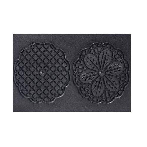 Wymienne płytki xa800712 krokant wafle okrągłe marki Tefal