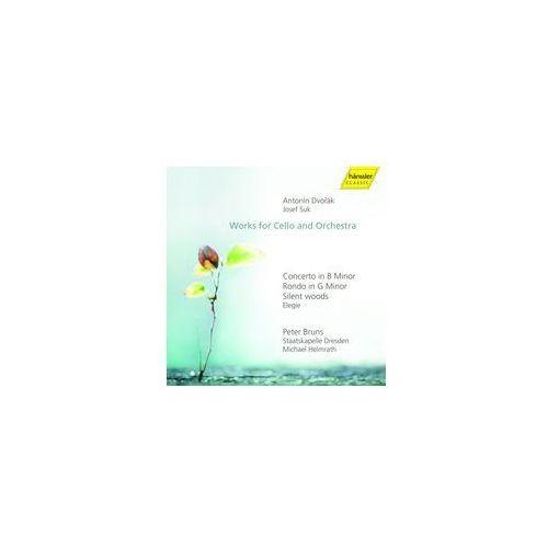 Dvorak A / Suk J - Concerto In B Minor / Rondo In G Mi (4010276014942)