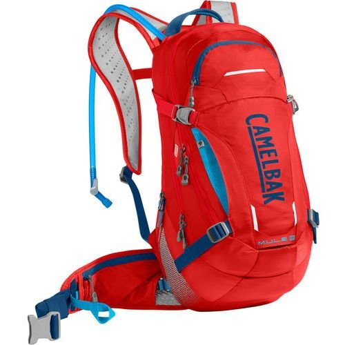 Camelbak m.u.l.e. lr 15 plecak czerwony 2018 plecaki rowerowe