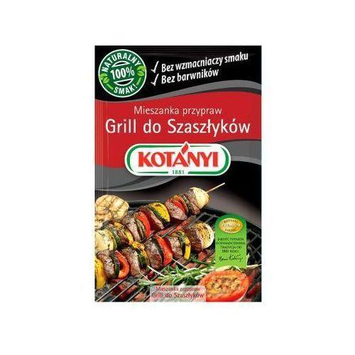 Mieszanka przypraw grill do szaszłyków 22 g Kotányi (5901032034443)