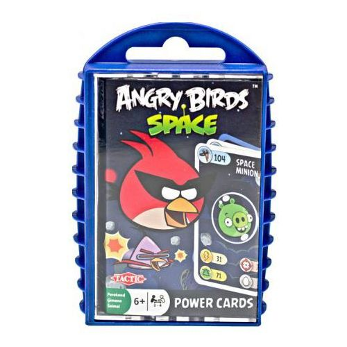 OKAZJA - Tactic Angry birds power cards space
