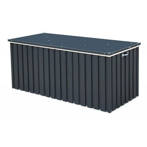 Duramax Skrzynia ogrodowa compact box 770l antracytowa - transport gratis!