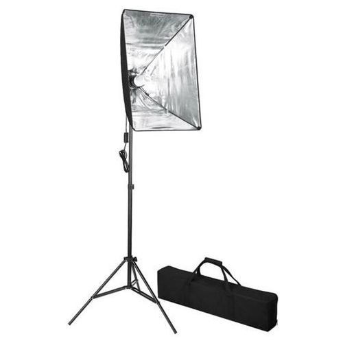 zestaw oświetleniowy softbox 60 x 40 cm. marki Vidaxl
