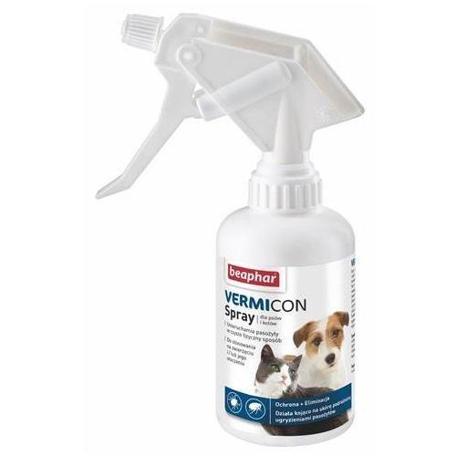 Vermicon spray dla psów i kotów 250ml marki Beaphar