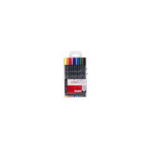 Cienkopis długopis PROFICE 10 kolorów w ETUI, P281W10