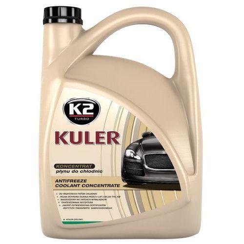 Płyn do chłodnic K2 Kuler - zielony (koncentrat) 5 Litrów