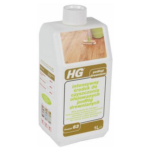 HG intensywny środek do czyszczenia olejowanych podłóg drewnianych (8711577021078)