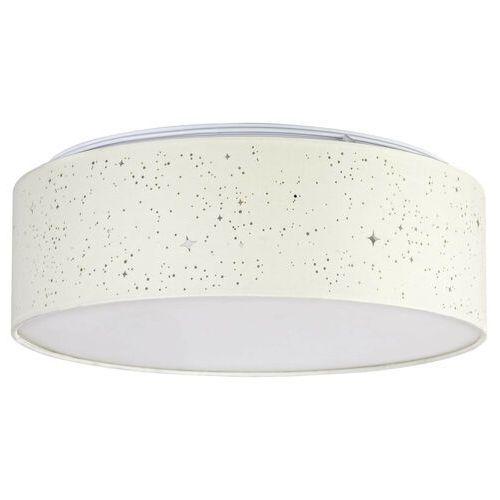 LAMPA sufitowa OTILIA 3308 Rabalux abażurowa OPRAWA plafon LED 22W 3000K okrągły kremowy