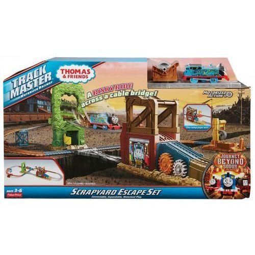 Mattel Tomek i przyjaciele, ucieczka ze złomowiska (0887961433098)