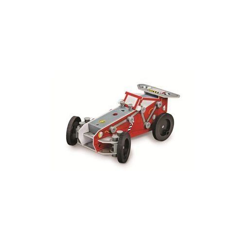 Samochód wyścigówka na baterie do złożenia 4M (4893156034045)
