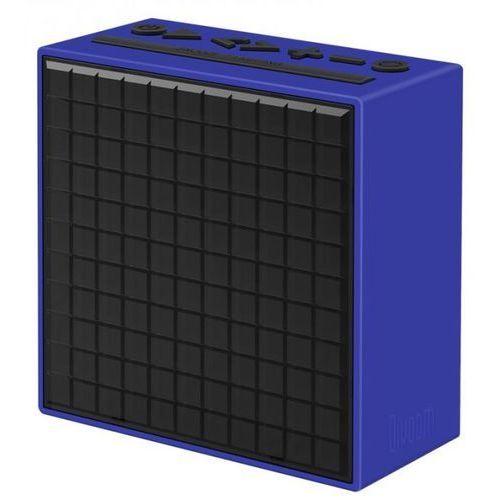 Głośnik mobilny timebox niebieski marki Divoom