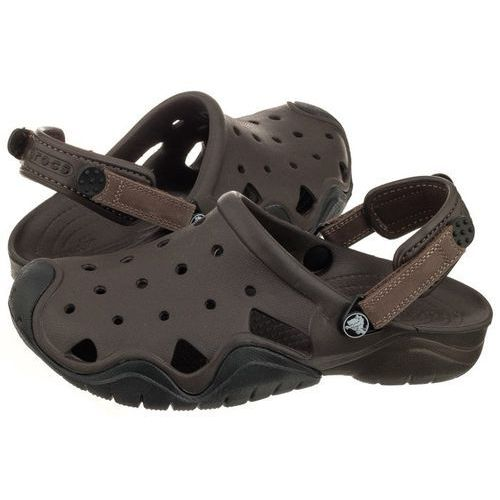 Klapki swiftwater clog m espresso/black 202251-23k (cr111-b), Crocs