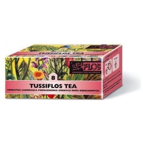 Tussiflos tea 8 fix 2g x 25 saszetek marki Herbaflos