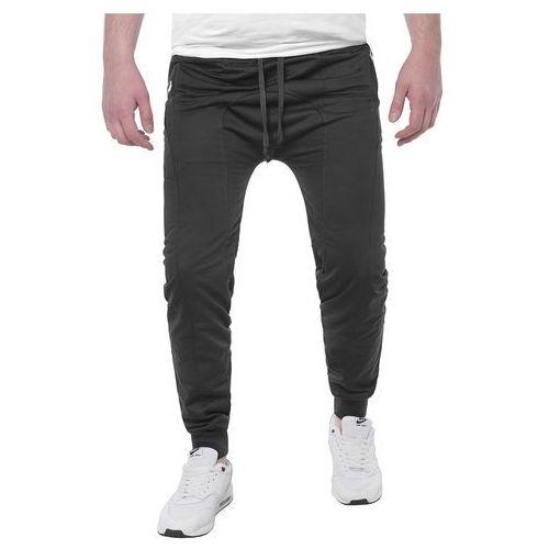 1acad3df5aae Risardi Wyprzedaż spodnie joggery dresow.