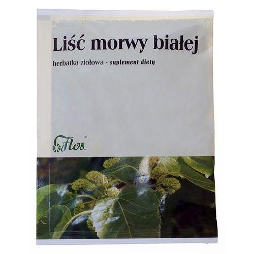 Flos Morwa biała liść 50g