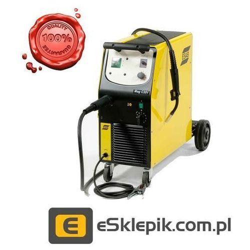 ESAB ORIGO MAG C201 - Półautomat MIG/MAG + uchwyt 3m, kup u jednego z partnerów