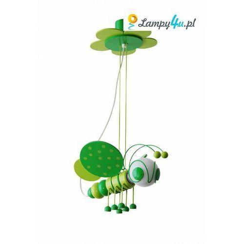 Lampa wisząca PSZCZÓŁKA 1xE27/60W/230V zielona - sprawdź w wybranym sklepie