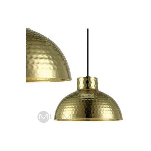 LAMPA wisząca HAMMER 106111 Markslojd metalowa OPRAWA orientalna ZWIS kopuła złota