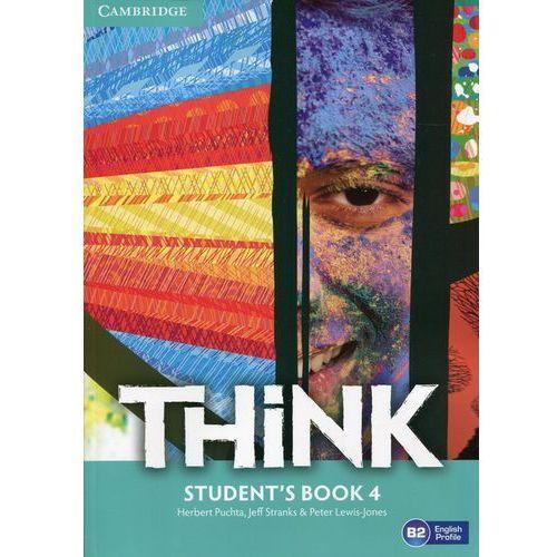 Think 4 Student's Book - Wysyłka od 3,99 (9781107573284)