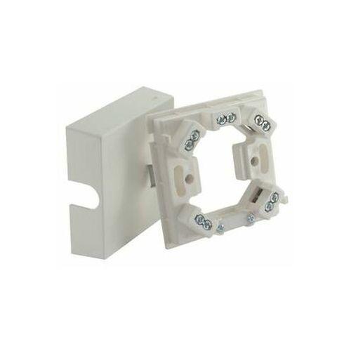 Puszka n/t przyłączeniowa do kuchenek 80x80x25mm 5 zacisków 6mm2 biała HAD01 35350206