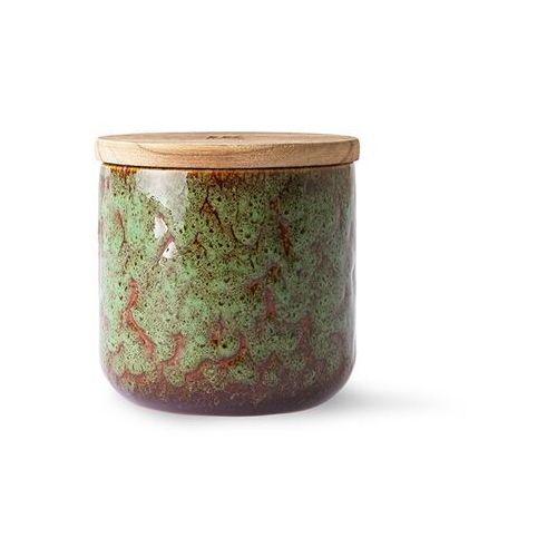Hkliving ceramiczna świeca zapachowa: kwiatowy buduar aka3352