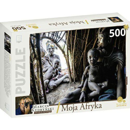 Puzzle. Moja Afryka - Etiopia (5904730596725)