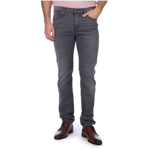 Mustang jeansy męskie Vegas 31/32 szary, jeans