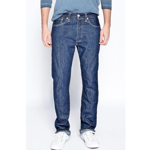 - jeansy 501 onewash regular fit marki Levi's
