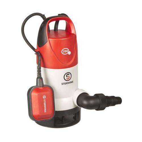 Pompa odwadniająca do wody brudnej 13500 l/h 750 W STERWINS (3276005143470)