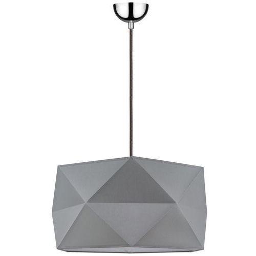 Spotlight Lampa wisząca zwis oprawa spot light finja 1x60w e27 antracyt/antracyt 1944128 (5901602356814)