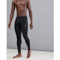 Jack & Jones Core Performance Base Layer Tights - Black, 1 rozmiar