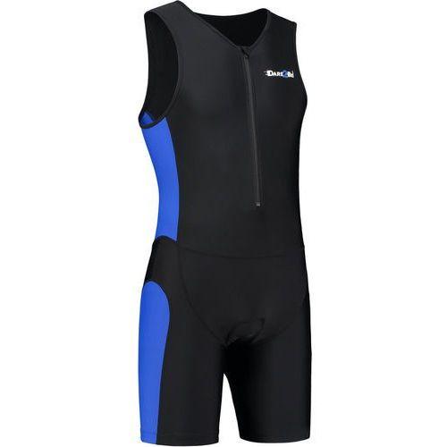 Dare2Tri Frontzip Trisuit Mężczyźni niebieski/czarny M 2018 Pianki do pływania (8718858565979)