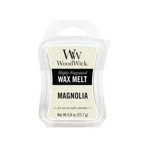 Woodwick - wosk zapachowy magnolia 10h