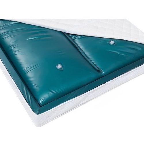 Beliani Materac do łóżka wodnego, dual, 180x200x20cm, bez tłumienia